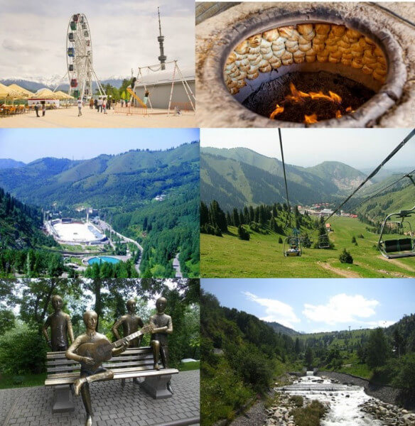 Vacation in Almaty