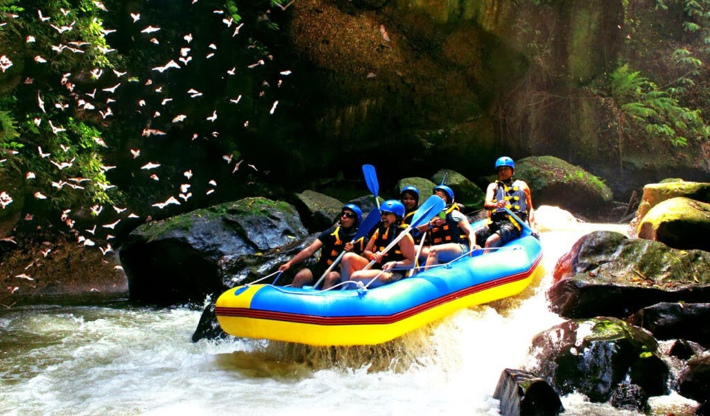 Rafting with Privat Boat