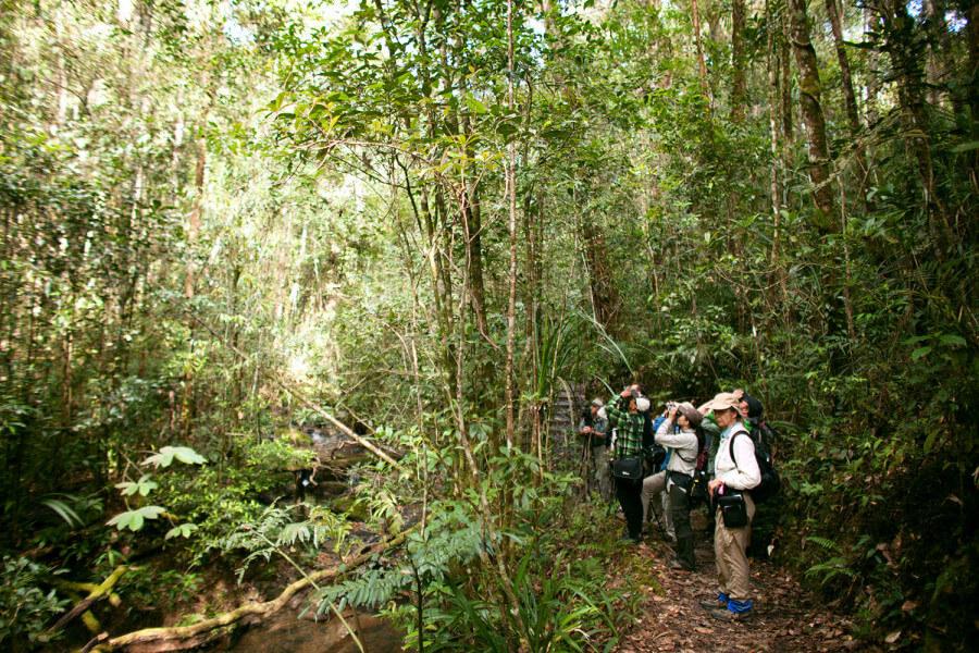 Explore Balinese Mountain