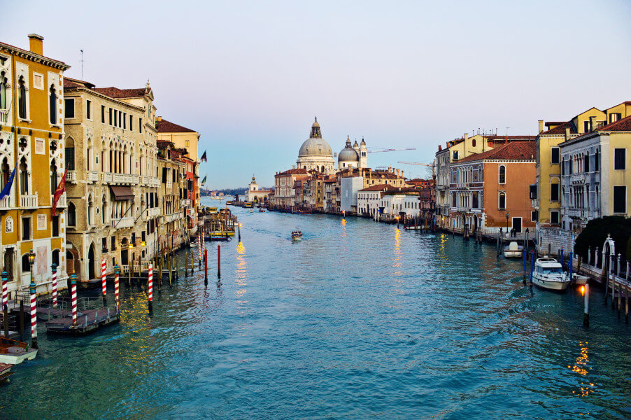 ROMANTIC JOURNEY TO ITALY