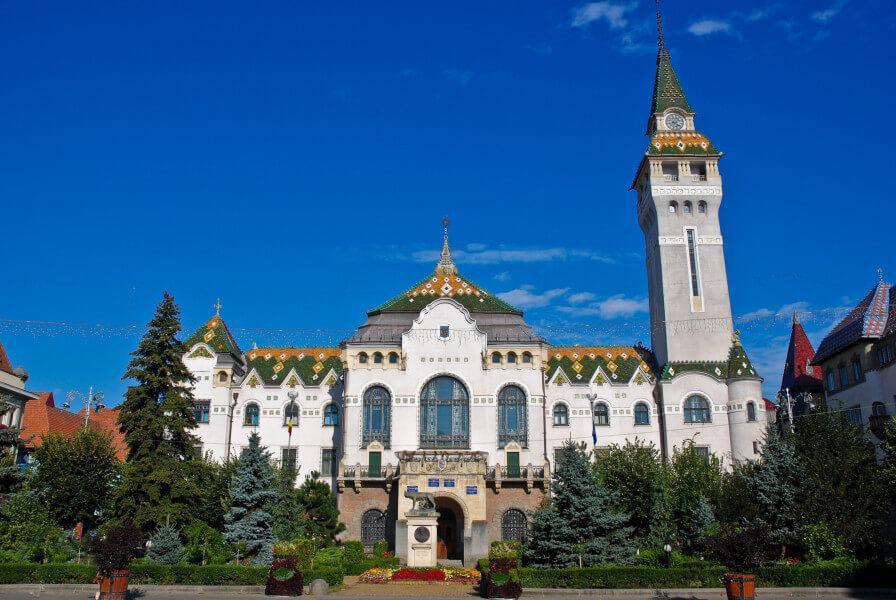 8 Days Transylvania and the Moldavian Monasteries