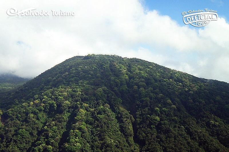 Cerro Verde (Hill) - Coatepeque Lake