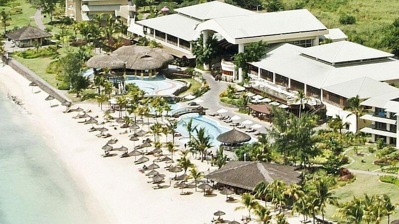 Arrival In Mauritius