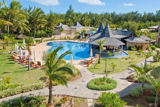 Arrival at Mauritius
