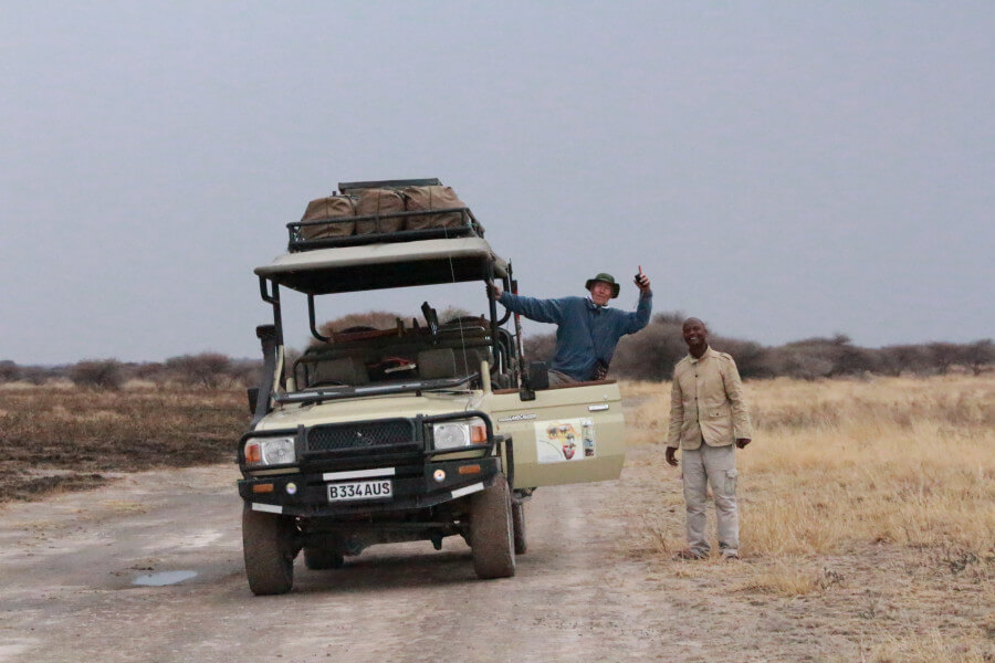 Buffalo Safari Trail - 16 Days