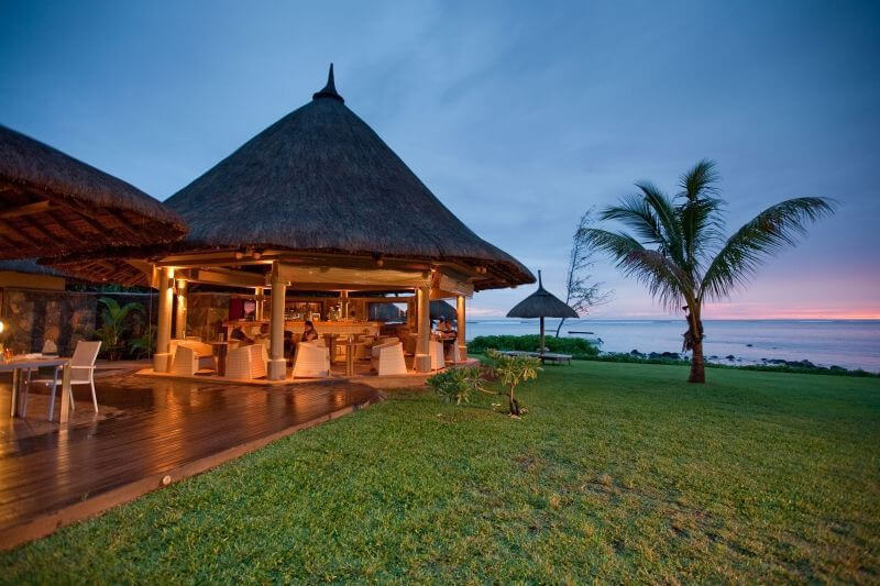 Relaxing Day at Tamassa Resort