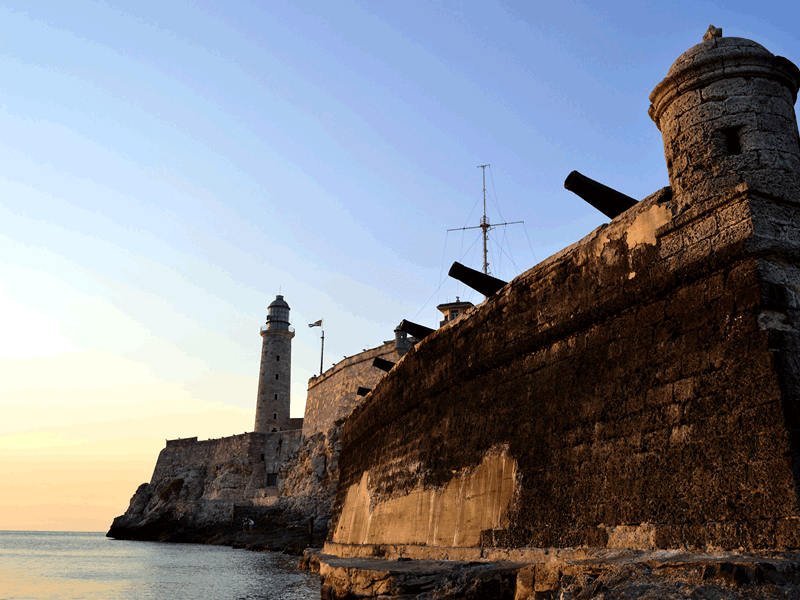 Old Havana and its Fortification System