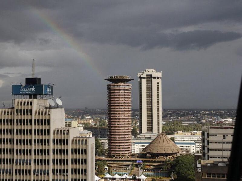 Arrival  Nairobi