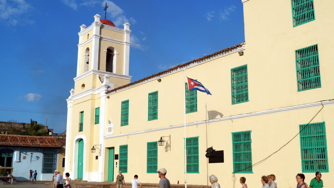 CUBAN'S WORLD HERITAGE SITES