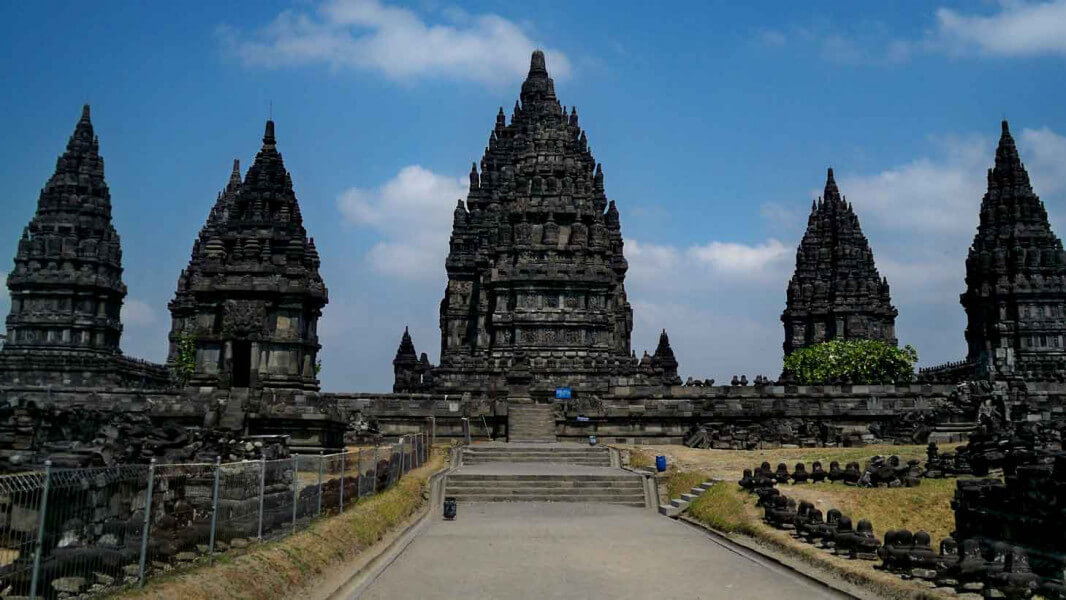 Prambanan Temple and Kraton Yogyakarta