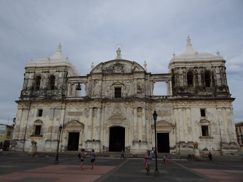 León City - Managua