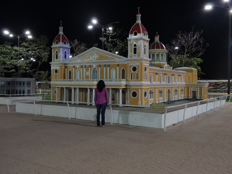 Managua City - Masaya Volcano - Granada