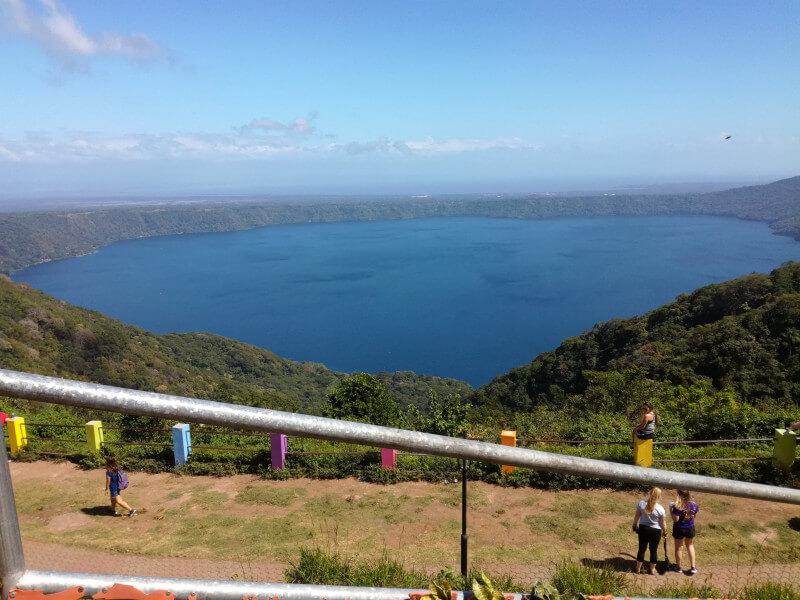 Mombacho Volcano - Apoyo Lagoon