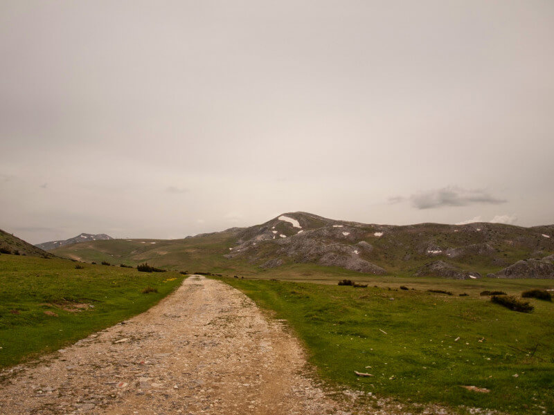 Mountain Bike tour in the Macedonian Alps