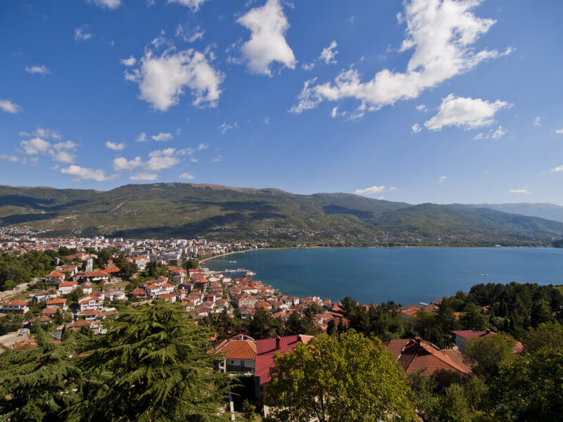 Ohrid UNESCO site