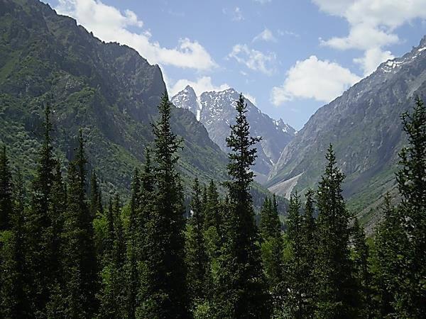 Celestial Mountains