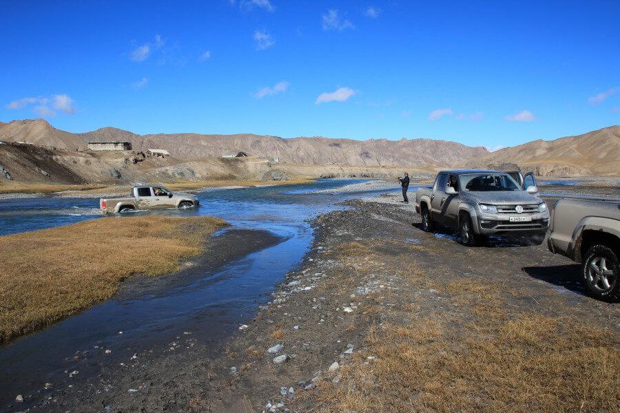 Naryn – Kel-Suu lake