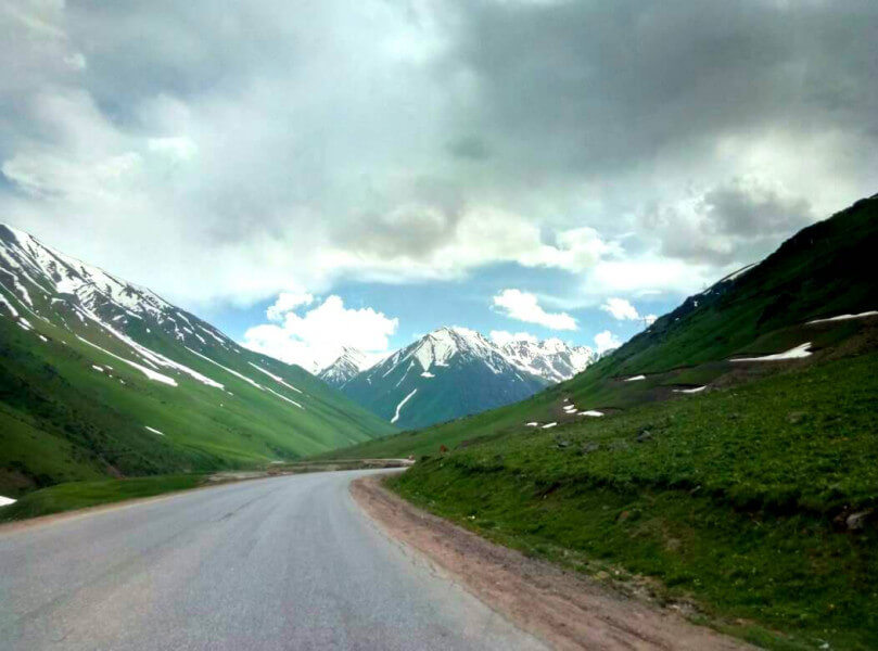 Suusamyr valley – Bishkek