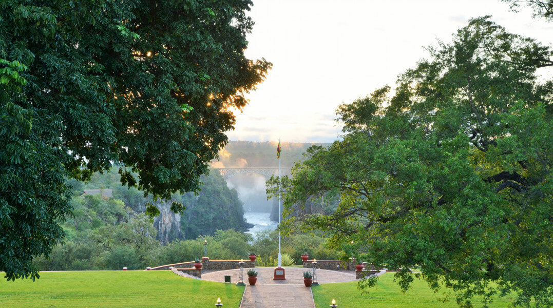 7 Nights Victoria Falls* 3 Countries* 1 Hotel*