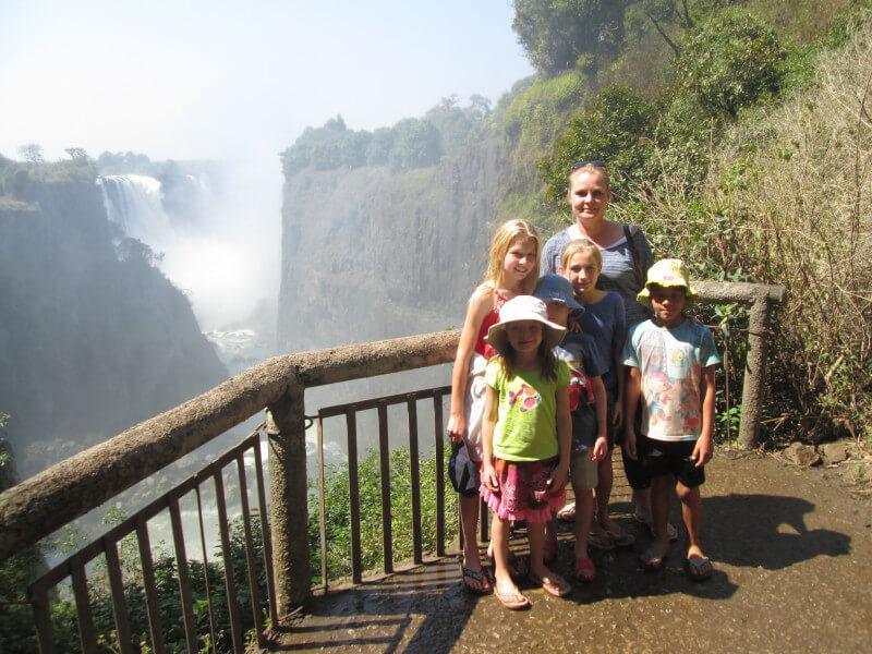 Victoria Falls Zambezi Day