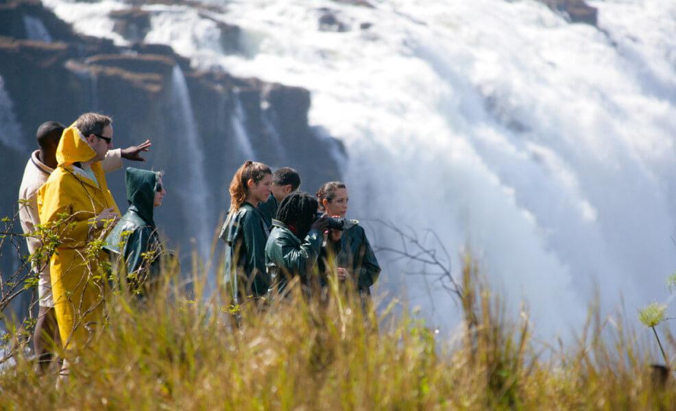 Victoria Falls Zambia Day