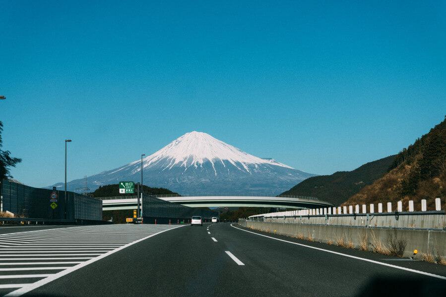 Tokyo- Mt Fuji- Tokyo