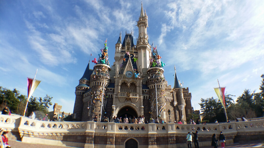 Tokyo- Tokyo Disneyland- Tokyo