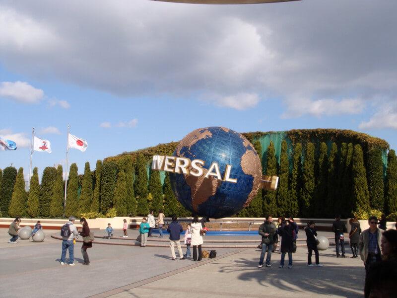 Osaka- Universal Studio- Osaka