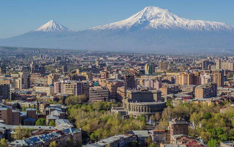 Armenia, Georgia and Azerbaijan