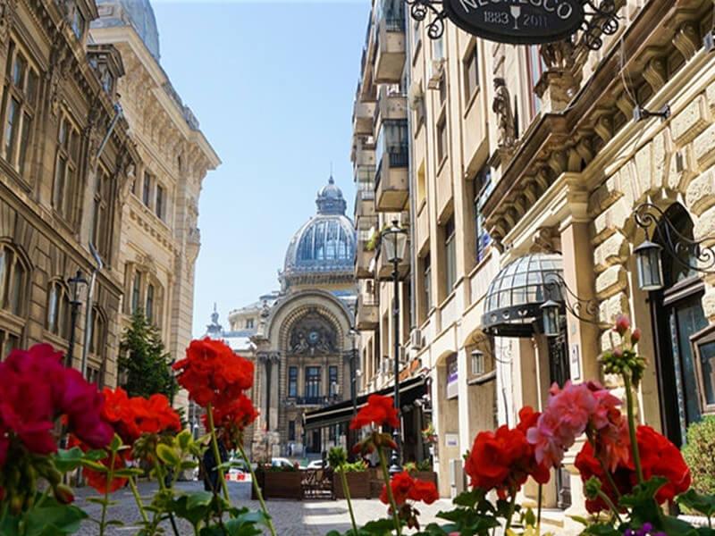 BUCHAREST - LITTLE PARIS