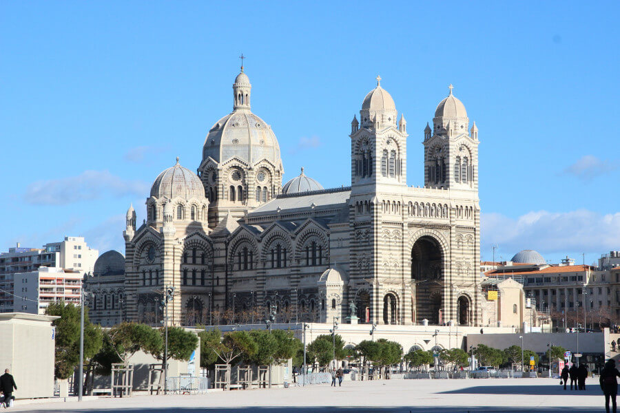 Visit of Marseille and Frioul Islands