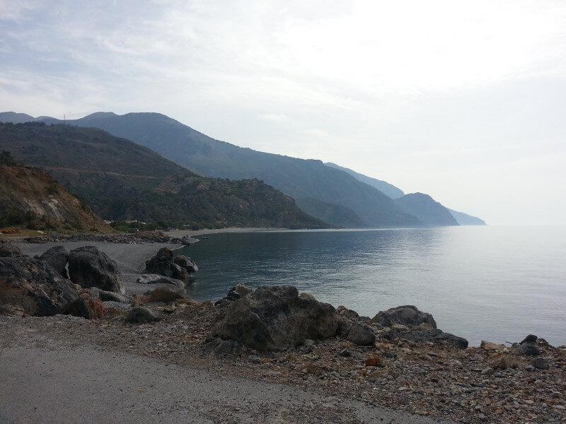 Walk through Agia Irini gorge
