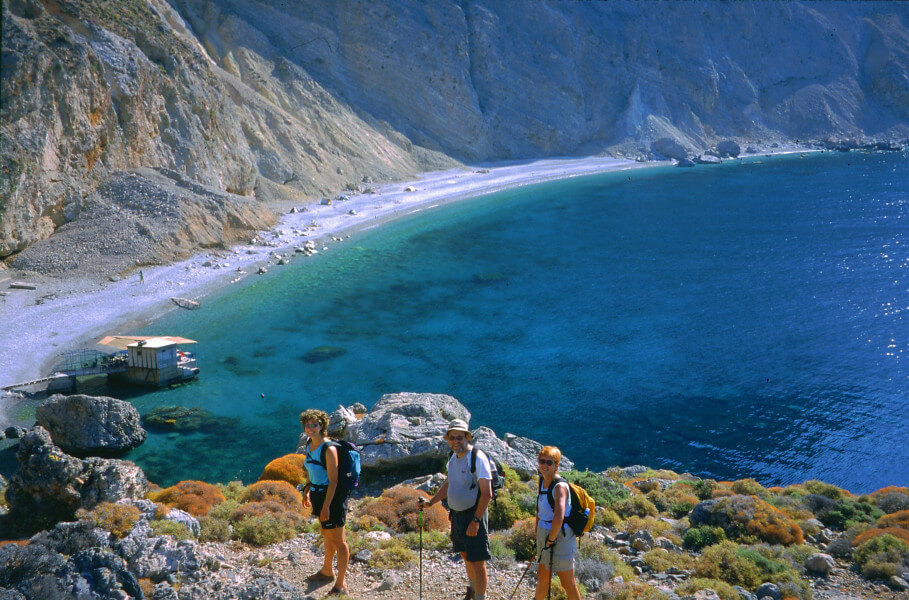 Guided Hiking West Crete