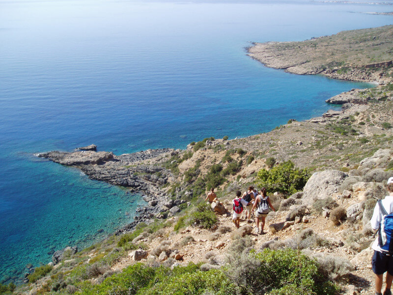 Walk the coastal path to Chora Sfakion
