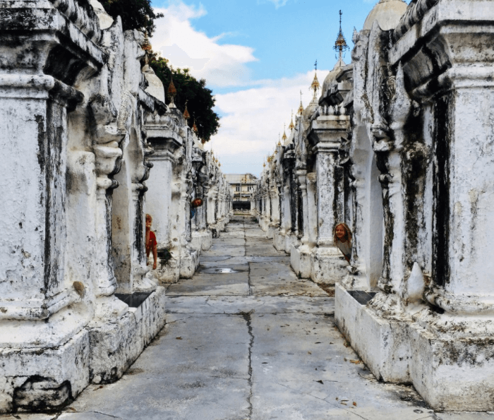 8 Days - Adventure to Dry Region of Myanmar