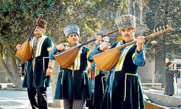 Highlights of Azerbaijan
