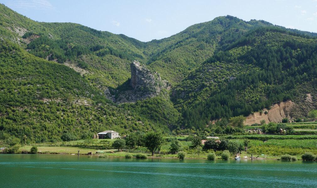 Kruja - Koman Ferry - Valbona