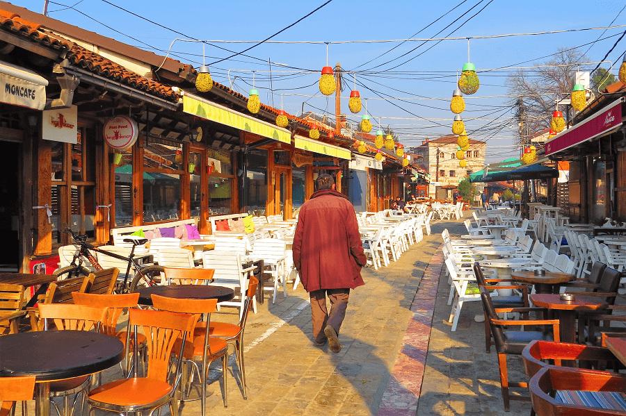Prizren – Decani – Peja - Prizren