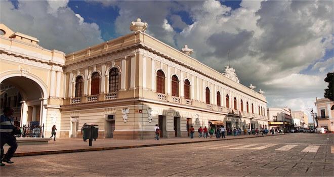 Campeche – Uxmal - Merida