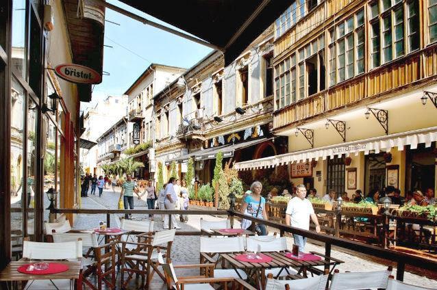 Brasov - Sinaia - Bucharest