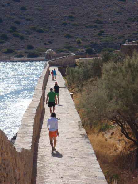Guided Hiking Central Crete