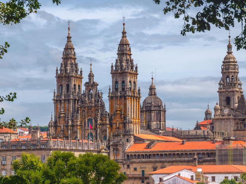 French Way. Last 100 kms Sarria to Santiago de Compostela