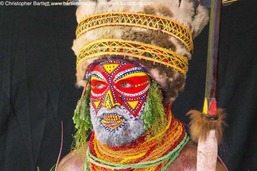 7-night Papua New Guinea Highlands Tribes Tour 2019