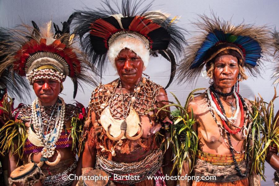 Goroka Festival day 1