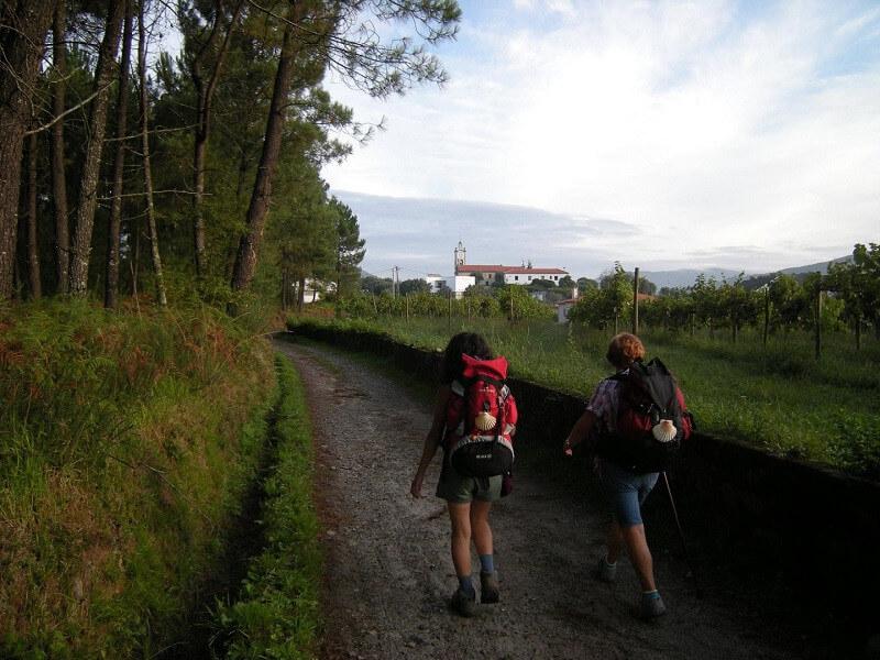 Stage 6: Padrón - Santiago (24,3 km)