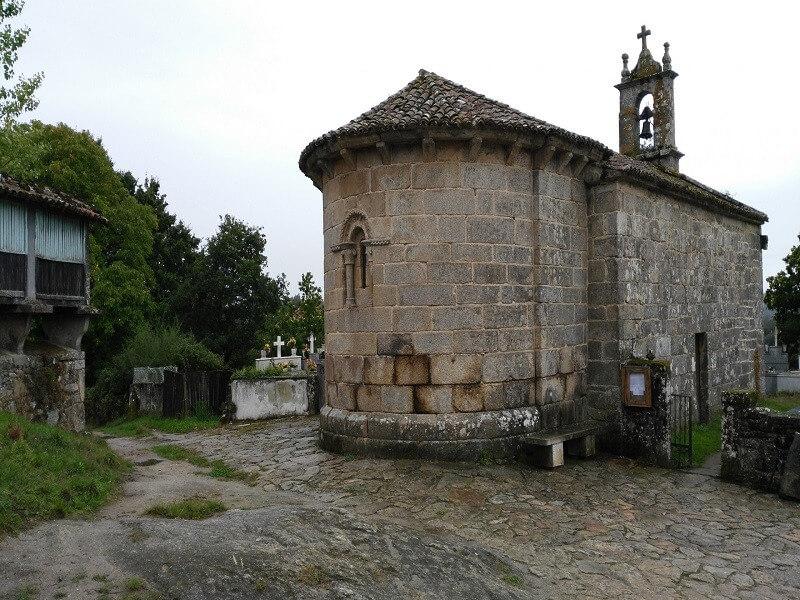 Stage 3: Melide - Arzúa (14 km)