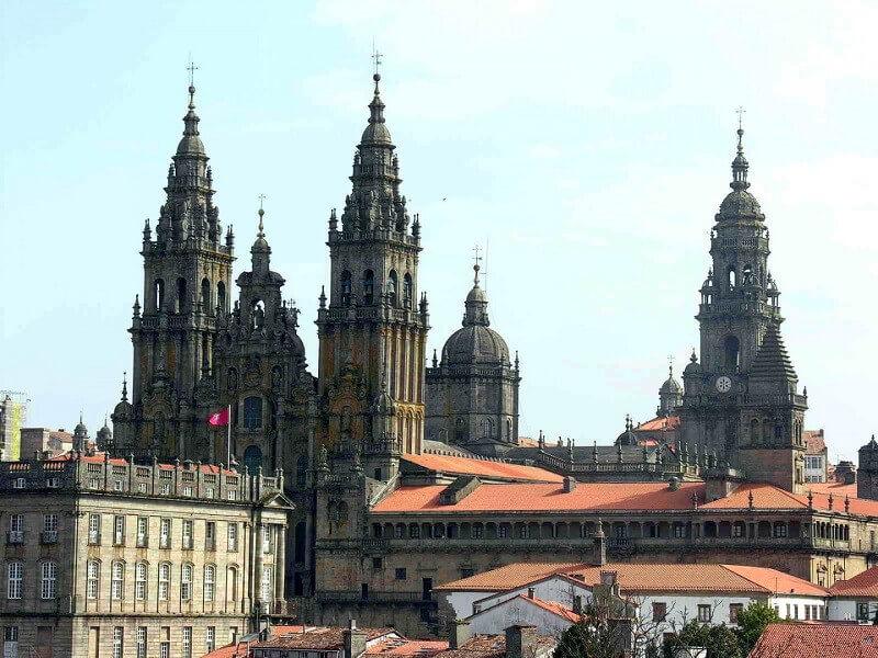Original Way. Last 100 kms Lugo - Santiago de Compostela