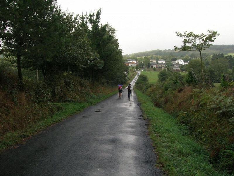 Stage 2: Miraz - Sobrado (26 km)