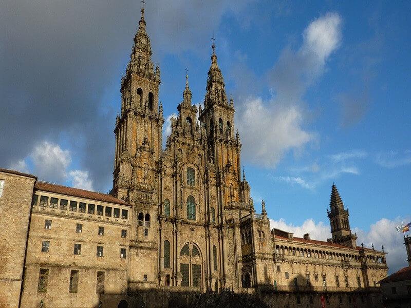Northern Way. Last 100 km Baamonde to Santiago de Compostela