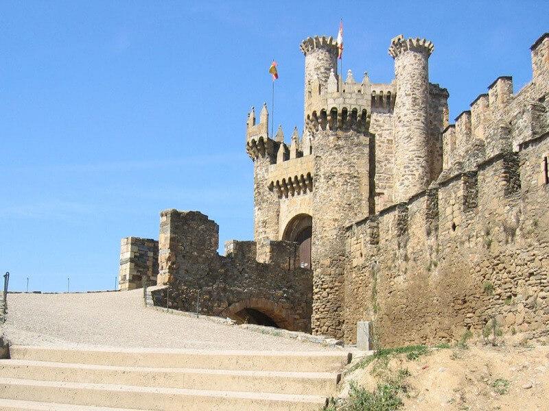 Arrival at Ponferrada